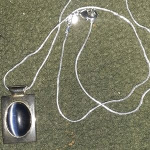 Jewelry - Rare cats eye necklace